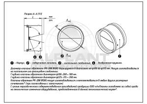 РК-200 чертеж alplant